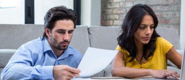 Monetary obligations create marital problems