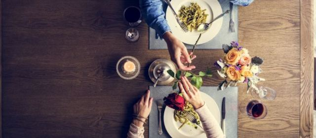 Dining out is a fun bonding activity, but too rich in the calorie department
