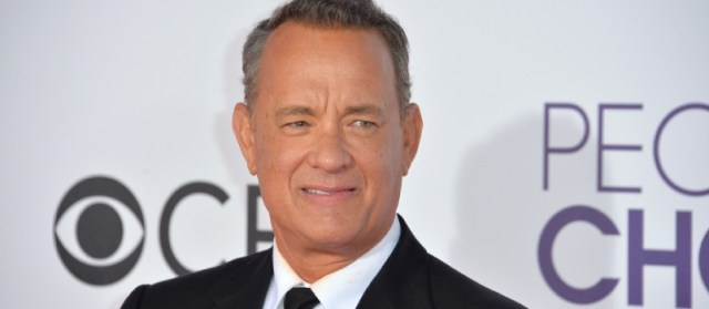 Tom Hanks belongs to our list of sexy men all because of his talent, wit, and his love for his family