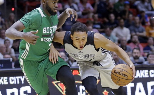 Boston Celtics Release 2018 Las Vegas Summer League