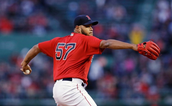 Image result for eduardo rodriguez vs. orioles 2018