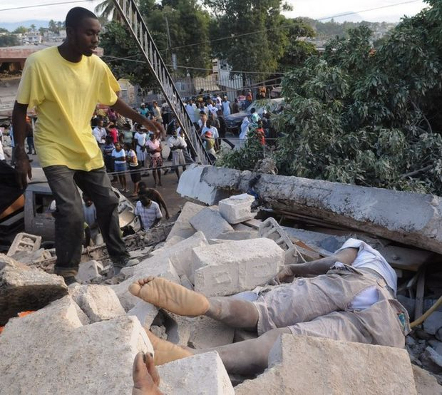 Unofficial Estimates Put Death Toll From Earthquake In