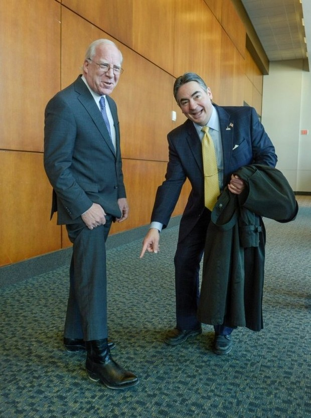 Chamber President Cowboys Up At Annual Outlook Luncheon