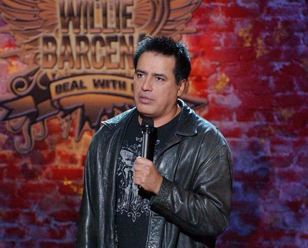 Latino Comic Willie Barcena To Tell Springfield Audience