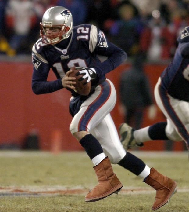 Patriots Quarterback Tom Brady Wears UGGs And He Wants You