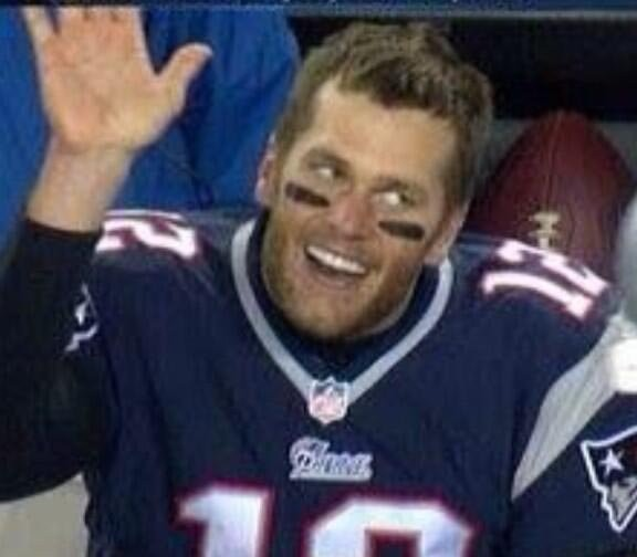 Tom Bradys High Five Face Goalie Fight Gets Ugly Today
