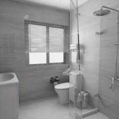 Kitchen Backspash Remodeling Ideas On A Budget 大理石后挡板和清脆的台面厨房装修效果图 美搭屋装修网