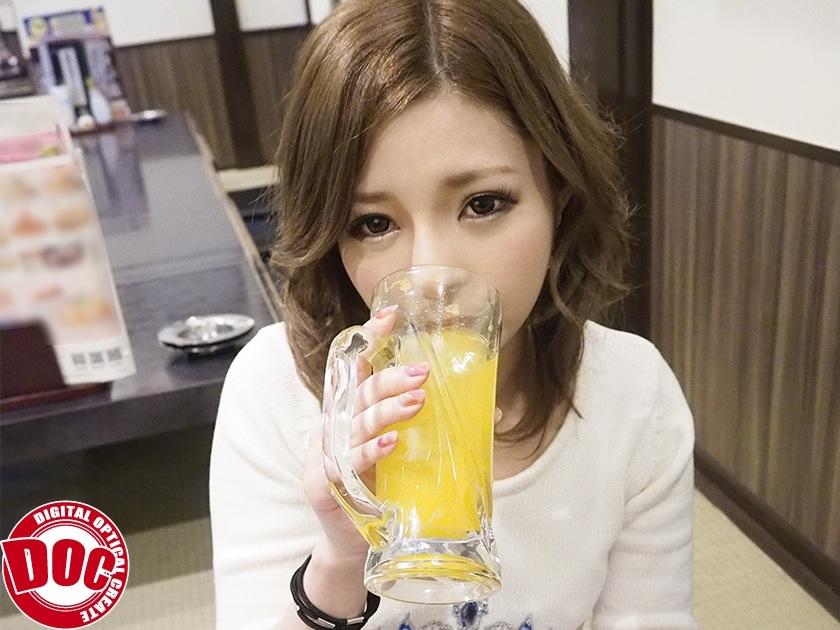 居酒屋で1人飲みしてるシロウトをナンパ!酔った女はとにかくスケベ!やさぐれ女は大開放!?