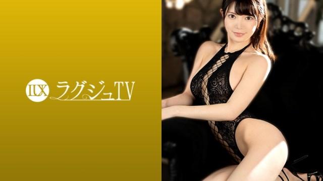ラグジュTV 1355 美人読モがAV応募!スレンダーな身体に美巨乳が映える!『セックスを人に見られるってどんな感覚なんだろう…』透明感抜群な美女が巨根のピストンでイキまくる姿は必見! 江口架純 25歳 読者モデル