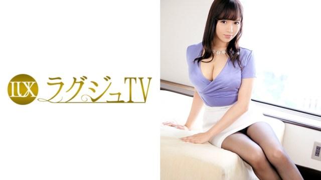 ラグジュTV 408 菜津子 32歳 デザイナー