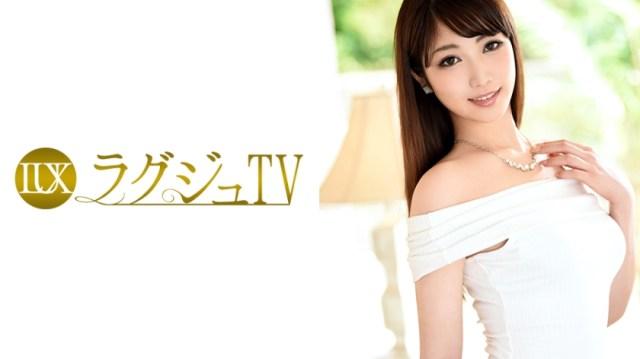 ラグジュTV 714 夢乃美奈 25歳 テレビ局の受付嬢