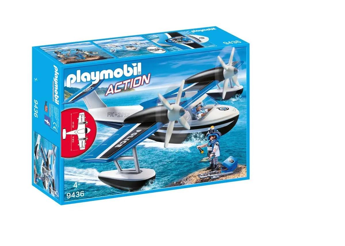 Playmobil Polizei Original