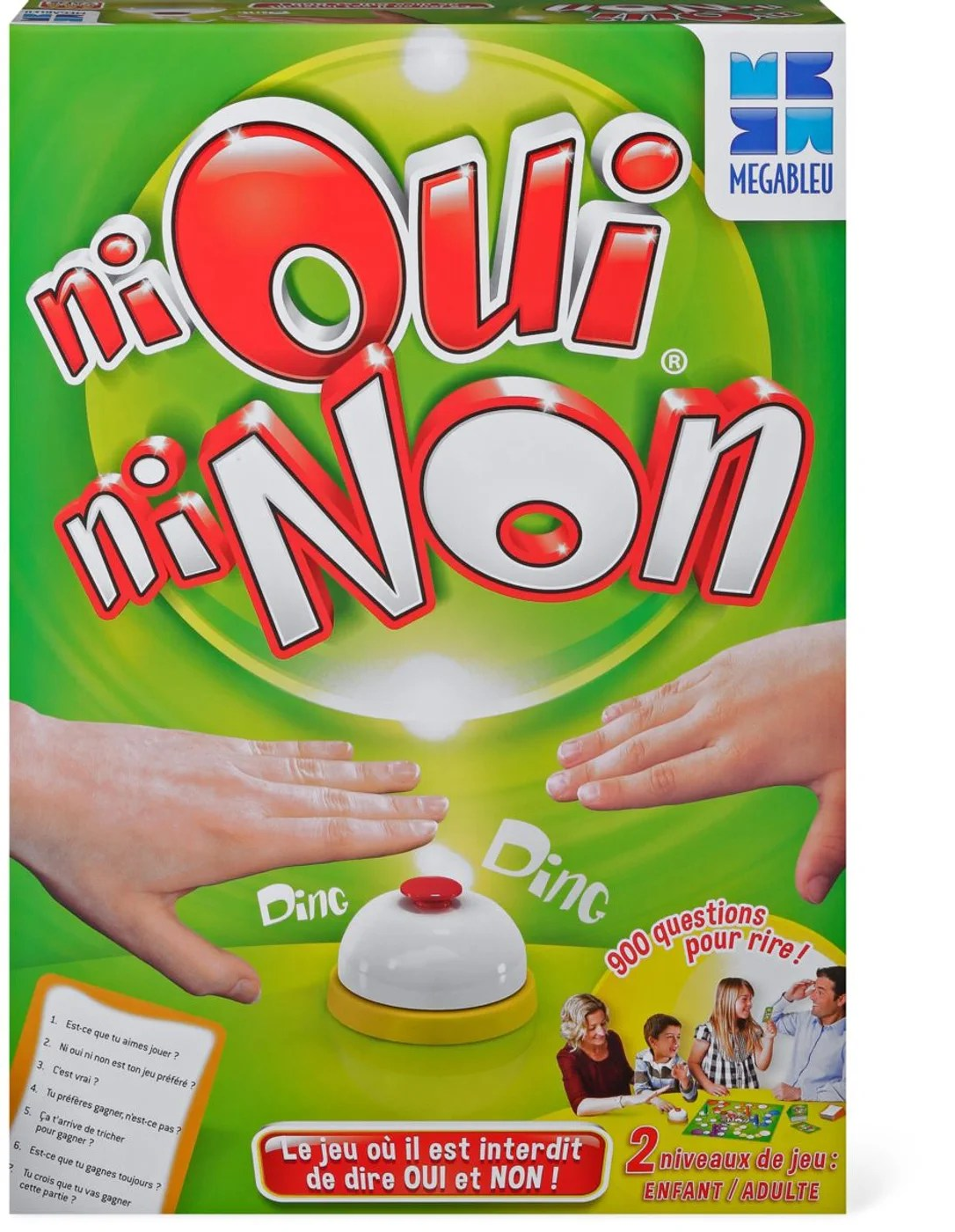 Jeux De Ni Oui Ni Non : Société, Migros