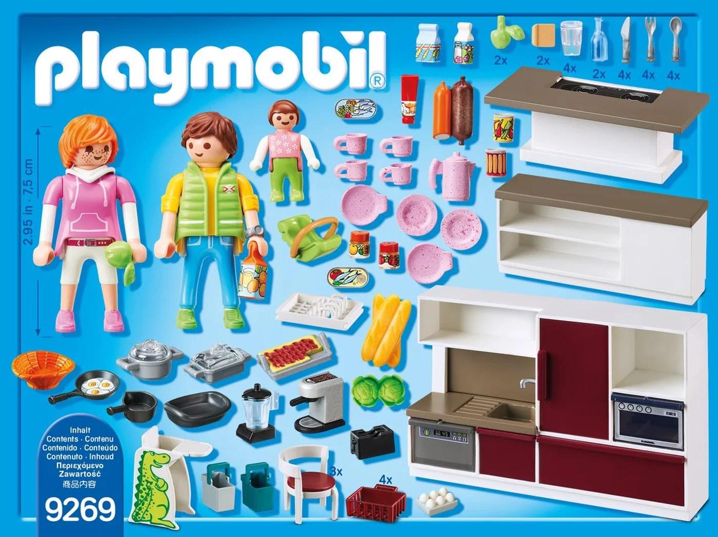 Playmobil City Life Grande cucina attrezzata 9269  Migros