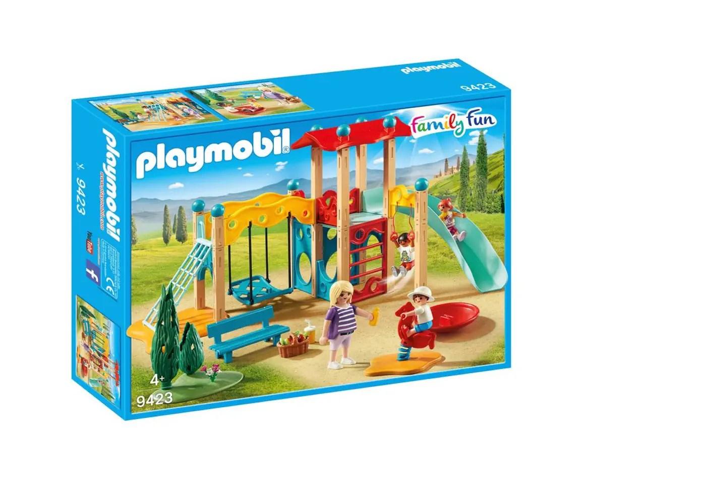 Playmobil Klettergerüst : Kletternetz kinderzimmer playmobil grosser spielplatz migros