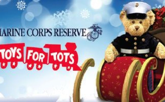 Toys For Tots Taking Donations At Various Locations Across