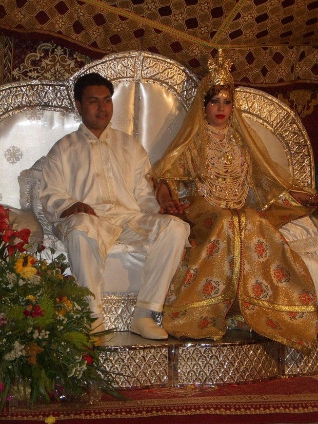 From Morocco Weddings Keep You Up Until 6 Am
