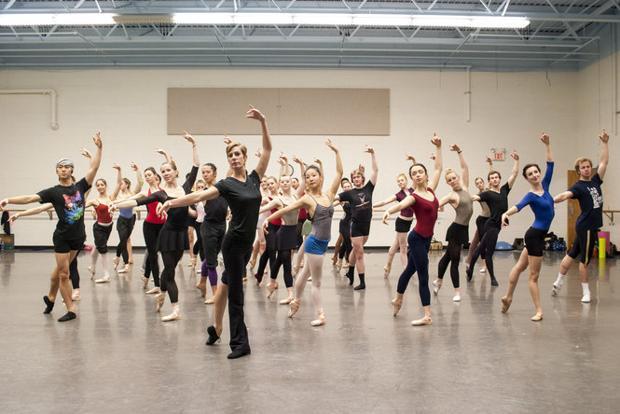 Grand Rapids Ballet director leaving for New Zealand
