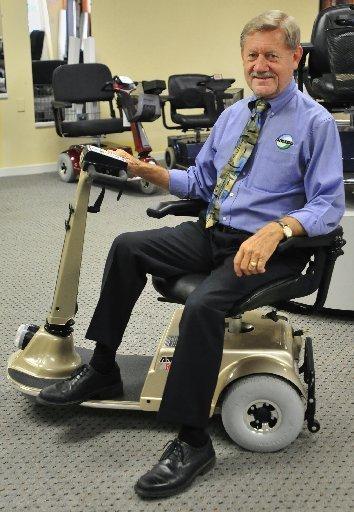 Medicarefunded power wheelchairs create headache for