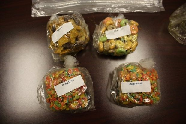 Pot brownies not usable under Michigans medical