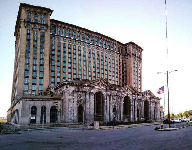 Detroits iconic train station in 8 interesting facts