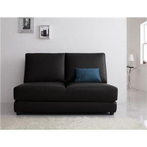 ソファーベッド 幅120cm【Cleobury】ブラック デザインソファベッド【Cleobury】クレバリー