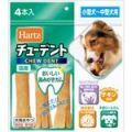 (まとめ買い)Hartz チューデント 小型犬から中型犬用 チキン風味 4本入×6セット