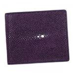 Nicola Ferri(ニコラフェリ) 二つ折り財布(小銭入れ付) GA10053 VIOLET