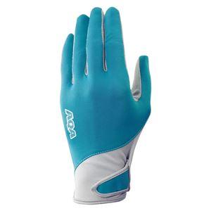 AQA(アクア) UV ライトグローブ KW4470A ブルーS
