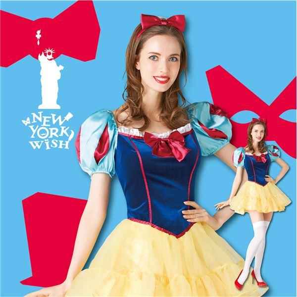 【コスプレ】 New York Wish(ニューヨークウィッシュ) コスプレ アップルプリンセス Sサイズ NYW_0101 4560320839910 ハロウィン コスプレ 衣装店