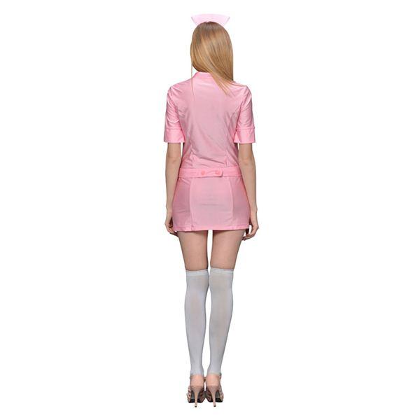 【コスプレ】 New York Wish(ニューヨークウィッシュ) コスプレ ピンクナース Sサイズ NYW_1002 4560320840244 ハロウィン コスプレ 衣装店
