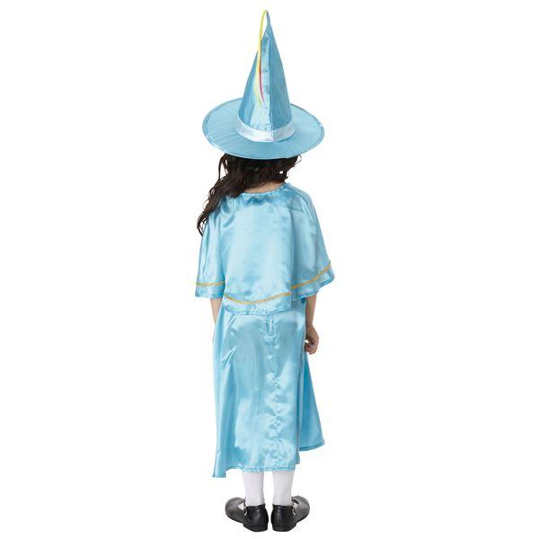 【女の子用ハロウィンコスプレ】ウィッチフェアリーブルー ハロウィン コスプレ 衣装店