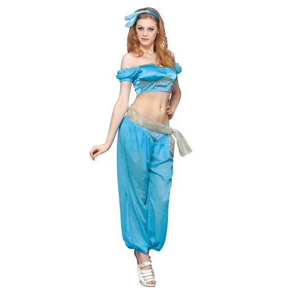 【コスプレ】 New York Wish(ニューヨークウィッシュ) NYW_0109 アラビアンプリンセス ハロウィン コスプレ 衣装店