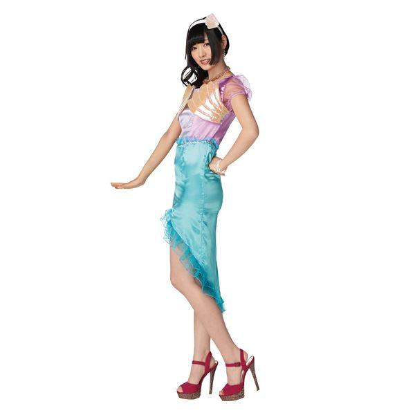 【コスプレ】 TRICK or SWEET ドレッシーマーメイド  ハロウィン コスプレ 衣装店