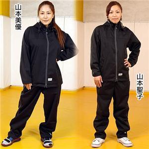 山本郁榮&一力ボクシングジム コラボレーション クアトロシェイプスーツ L