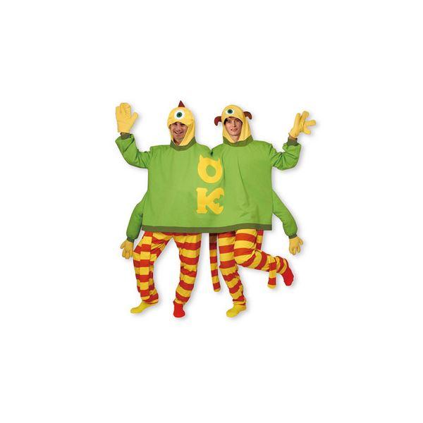 【コスプレ】 RUBIE'S(ルービーズ) 95094 Adult Terri and Terry テリとテリー (モンスターズ ユニバーシティ) Stdサイズ ハロウィン コスプレ 衣装店