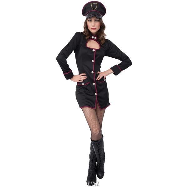 【コスプレ】CLUB QUEEN Commander Lady(コマンダーレディ)  ハロウィン コスプレ 衣装店