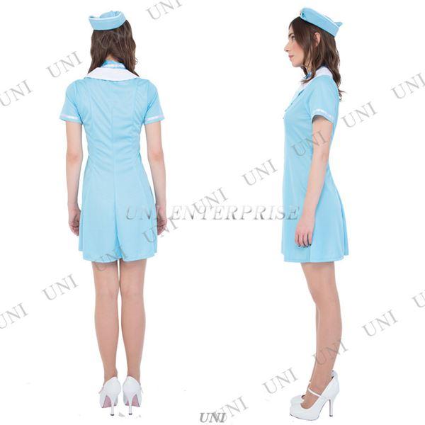 【コスプレ】CLUB QUEEN Flight Lady(フライトレディ)  ハロウィン コスプレ 衣装店