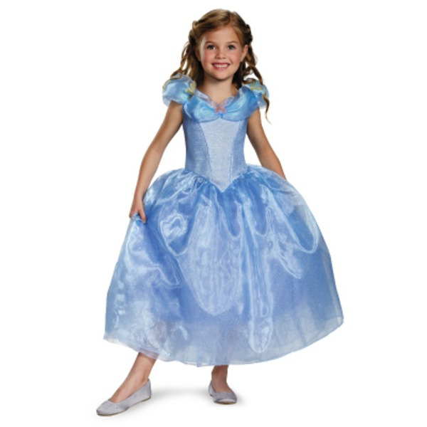 ディズニー DISNEY シンデレラ デラックス Cinderella Deluxe 子供用S ハロウィン コスプレ 衣装店