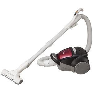 パナソニック(家電) 家庭用電気掃除機 サイクロン式 (レッドブラック) MC-SK16A-R