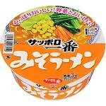 サッポロ一番 みそラーメンどんぶり 12食分×3ケース(計36食)