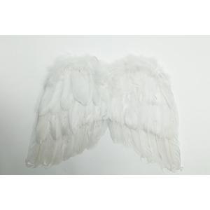 コスプレ衣装/パーティーグッズ 【天使の羽 ホワイト】 仮装 イベントグッズ 舞台小物