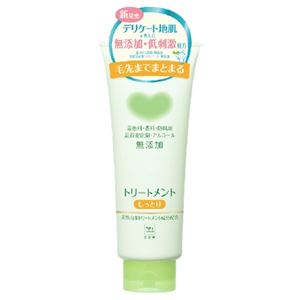 牛乳石鹸共進社 カウブランド無添加トリートメントシットリ × 3 点セット