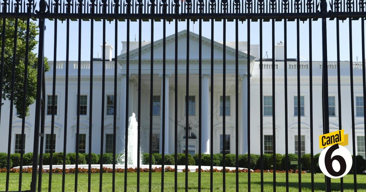 Hombre se prende fuego cerca de la Casa Blanca  Multimedios