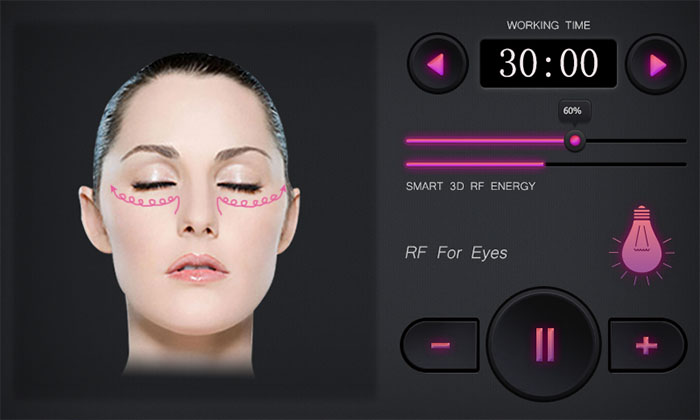 Radio Frequency Face Device