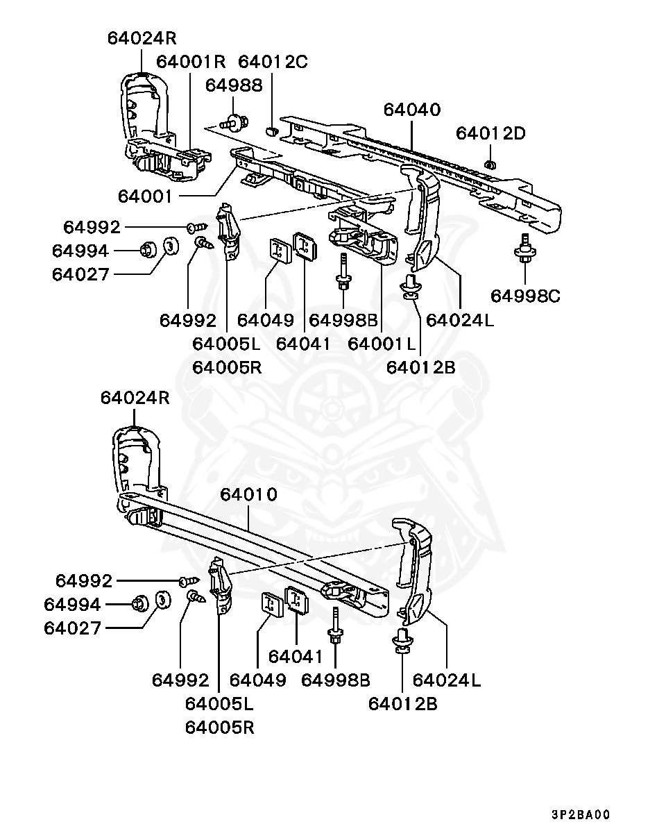 Mitsubishi 4d56 Engine Diagram