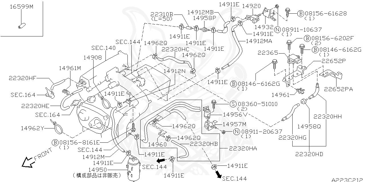 [DIAGRAM] Nissan 300zx Parts Diagram FULL Version HD