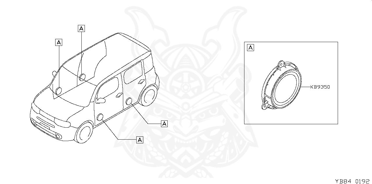 [DIAGRAM] 95 Nissan Sentra Speaker Wiring Diagram FULL