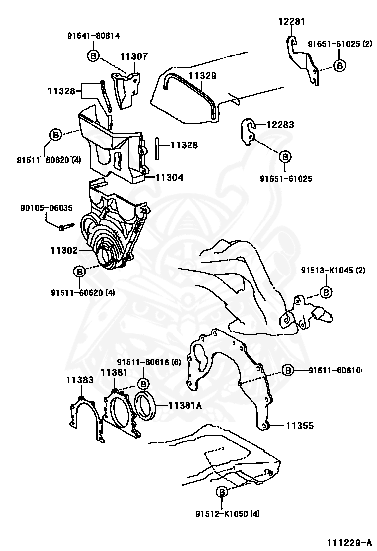 16 Valve Engine Diagram