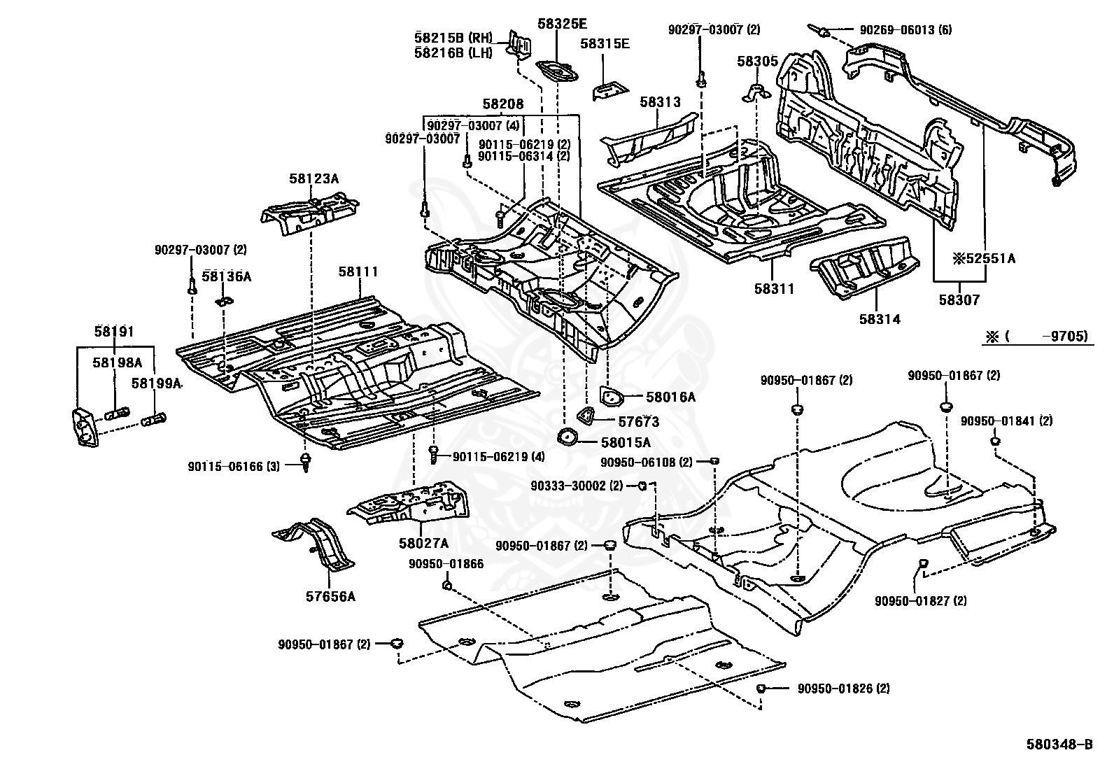 1995 Toyota Levin Ae111 4afe Wiring Diagram